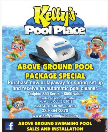 Pool Tips – Kelly\'s Pool Place – Dover, Ohio